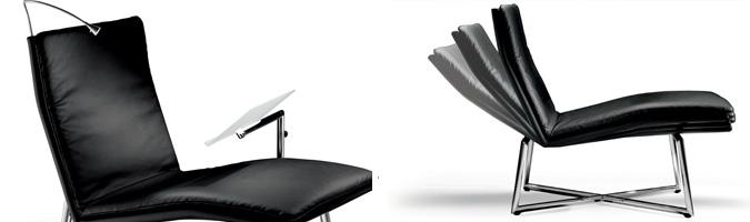 La Chaise Longue ideale per il soggiorno