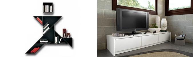 Complementi d'arredo e mobili per il soggiorno