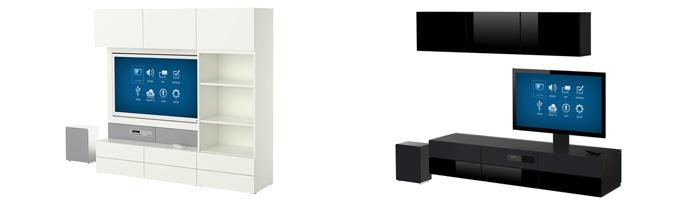 Mobile per il soggiorno TV e media - IKEA