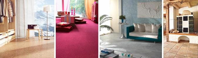 Tipi di pavimento ideali per il soggiorno
