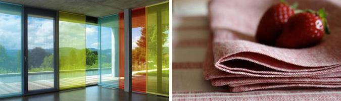 I tessili per la casa: tende, tovaglie, plaid e molto altro