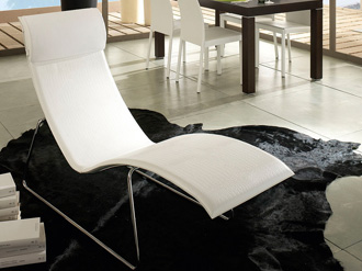 Chaise Lounge Bianca
