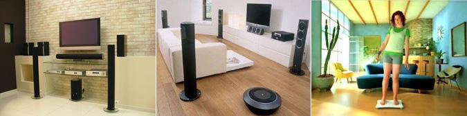 elettrodomestici per il soggiorno