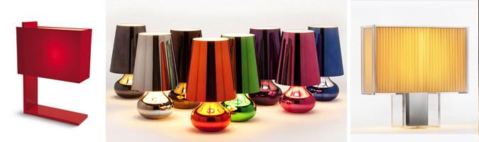 Lampade da tavolo per il soggiorno