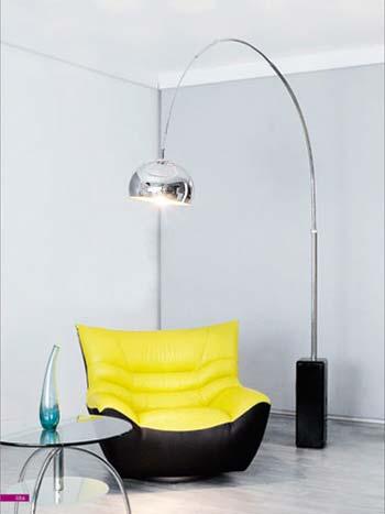 Lampada da Terra: il modo più semplice per dare luce ad un angolo ...