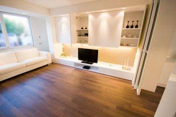 Pavimento: elemento essenziale che caratterizza ogni stanza.