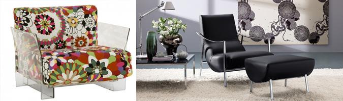 Poltrona: una seduta capace di arredare il soggiorno ed ...