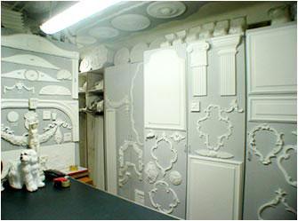 Le decorazioni murarie consigli utili su come decorare le - Stucchi decorativi per pareti ...
