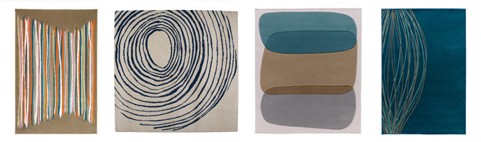 I tappeti per il soggiorno