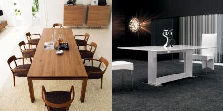 Come posizionare il tavolo in soggiorno e quale scegliere
