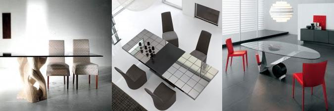 Come scagliere tavoli e sedie per il soggiorno